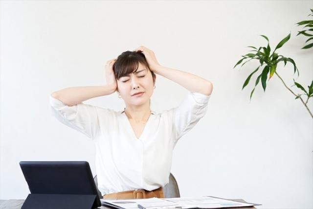 頭痛の原因は・・・?